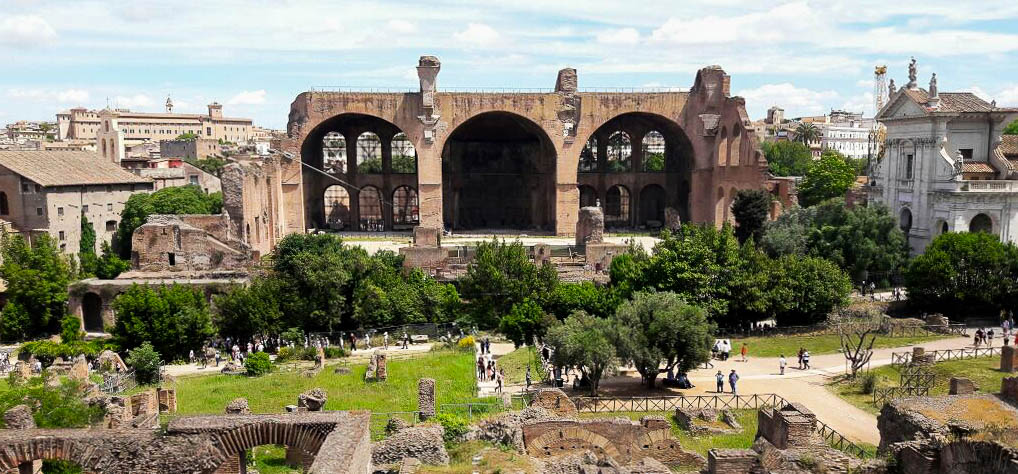 Rome Forum Romanum: exchange news