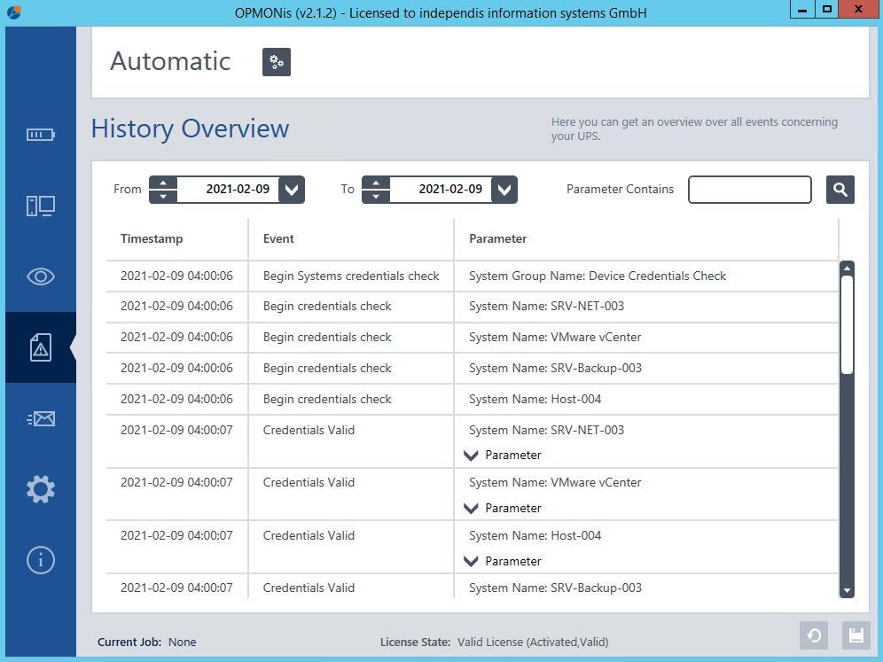 OPMONis-Screenshot-v21-History
